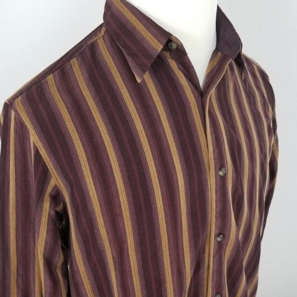 Tommy Bahama Other - Tommy Bahama Mens Long Sleeve Button Down Shirt M